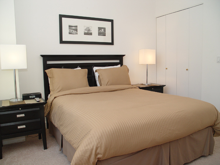 Furnished apartments at trump place Trump home bedroom furniture