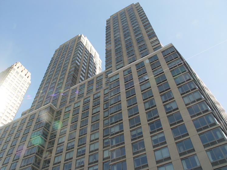 Furnished apartments at trump place for Trump tower jersey city rentals