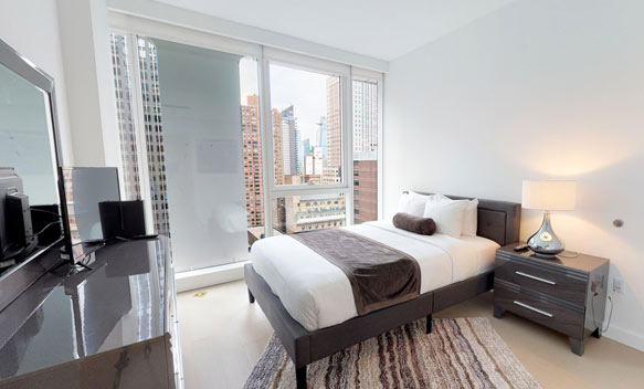 short term furnished corporate rentals nyc